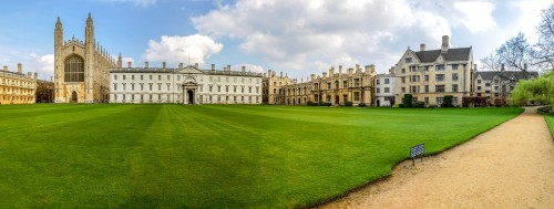 King's College Jigsaw Puzzle