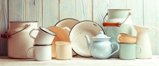 Kitchen Enamelware