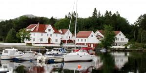 Kjeldsund Harbor
