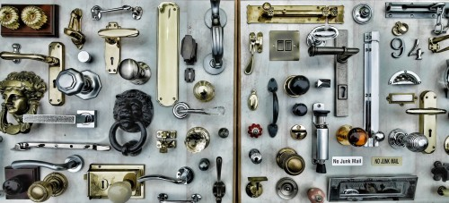 Knobs and Handles Jigsaw Puzzle