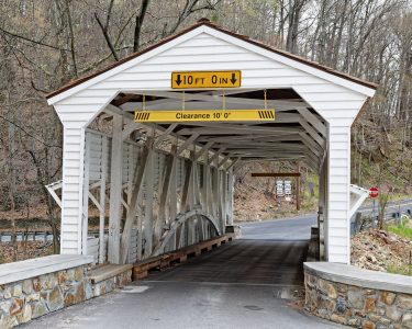Knox Bridge Jigsaw Puzzle