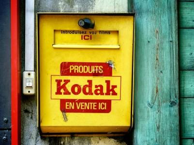Kodak Box Jigsaw Puzzle