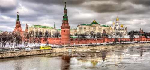 Kremlin Jigsaw Puzzle
