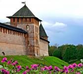 Kremlin of Novgorod