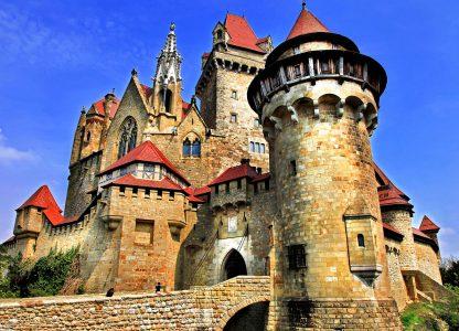 Kreuzenstein Castle Jigsaw Puzzle