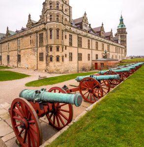 Kronborg Castle Jigsaw Puzzle