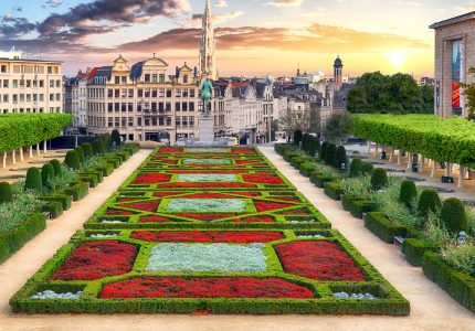 Kunstberg Garden Jigsaw Puzzle