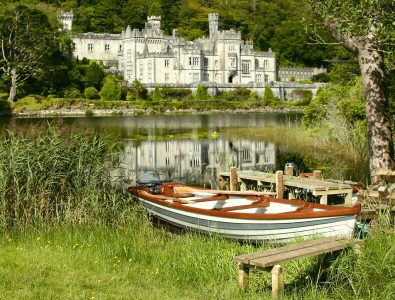 Kylemore Abbey Jigsaw Puzzle