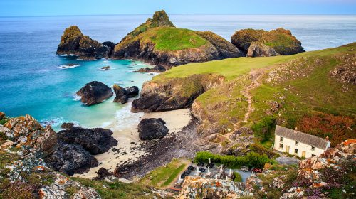 Kynance Cove Jigsaw Puzzle