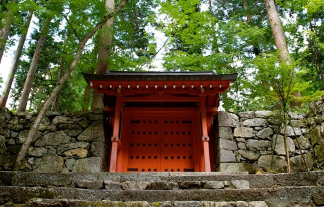 Kyoto Red Gate Jigsaw Puzzle