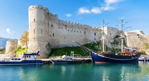Kyrenia Castle Jigsaw Puzzle