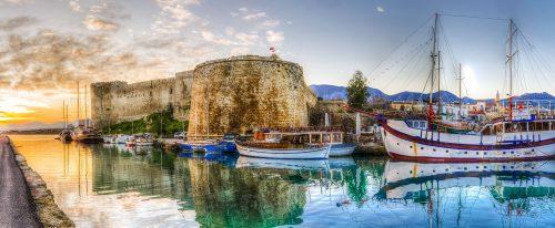 Kyrenia Harbor Jigsaw Puzzle