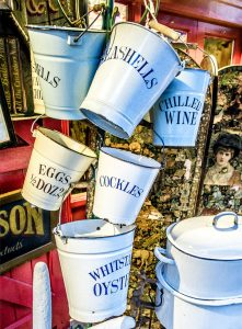 Labeled Buckets Jigsaw Puzzle