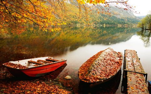 Lake Bohinj Jigsaw Puzzle