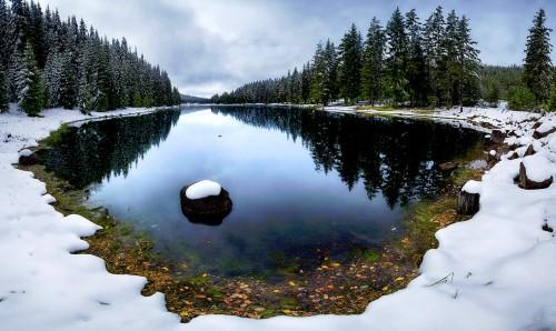 Lake Shiroka Polyana Jigsaw Puzzle