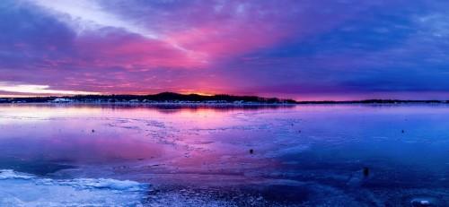 Lake Vättern Jigsaw Puzzle