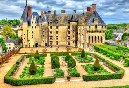 Langeais Castle Jigsaw Puzzle