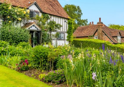 Latimer Village Jigsaw Puzzle