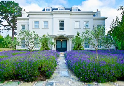 Lavender House Jigsaw Puzzle