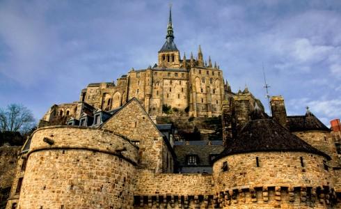 Le Mont Saint-Michel Jigsaw Puzzle