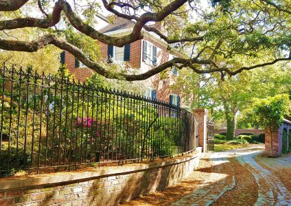 Legare Street Mansion Jigsaw Puzzle
