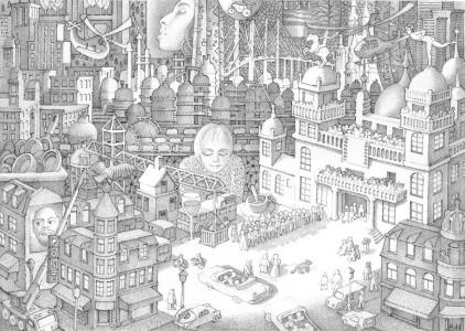Lego City Jigsaw Puzzle