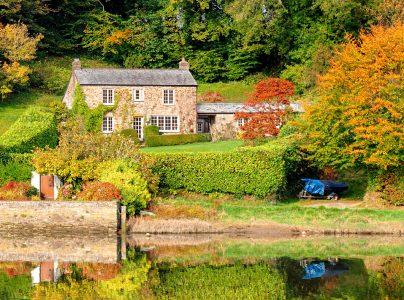 Lerryn Cottage Jigsaw Puzzle