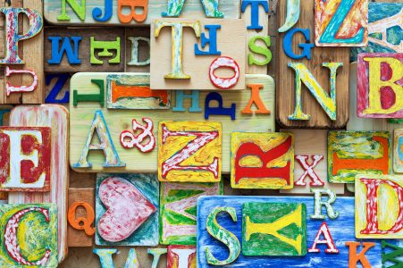 Letters Jigsaw Puzzle