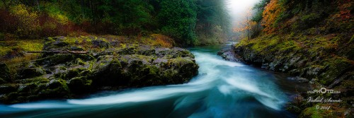 Lewis River Jigsaw Puzzle