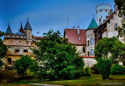 Lichtenstein Castle Jigsaw Puzzle