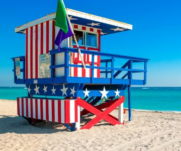Lifeguard Station Jigsaw Puzzle
