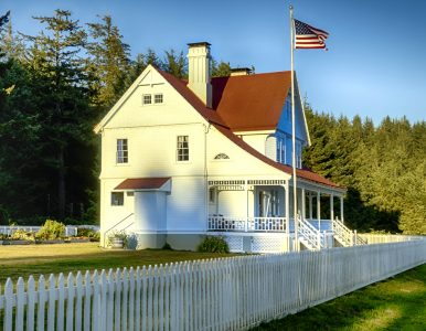 Lighthouse Keeper's House Jigsaw Puzzle