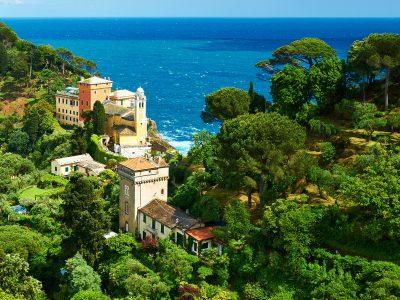 Ligurian Coast Jigsaw Puzzle