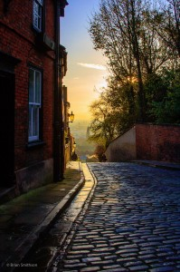 Lincoln Street Jigsaw Puzzle