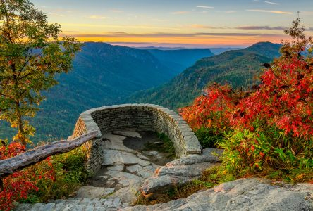 Linville Gorge Jigsaw Puzzle