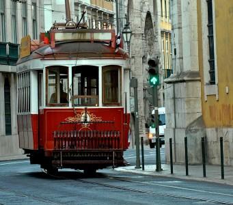 Lisbon Tramway Jigsaw Puzzle