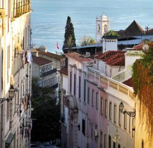 Lisbon Waterfront Jigsaw Puzzle