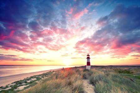 List East Lighthouse Jigsaw Puzzle