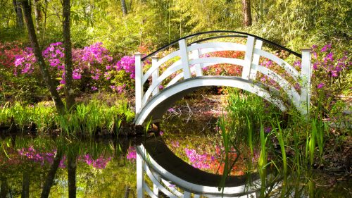 Little Bridge Jigsaw Puzzle