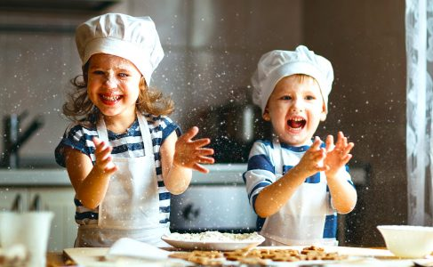 Little Cooks Jigsaw Puzzle