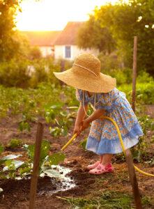 Little Gardener Jigsaw Puzzle