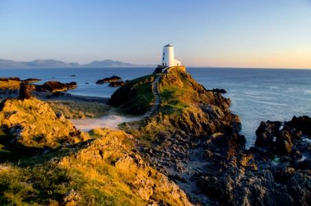 Llanddwyn Island Lighthouse Jigsaw Puzzle
