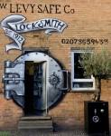 Locksmith Mural