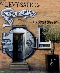 Locksmith Mural Jigsaw Puzzle