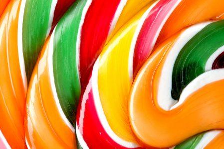 Lollipop Swirls Jigsaw Puzzle