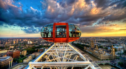 London Eye Jigsaw Puzzle