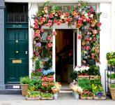 London Florist Shop