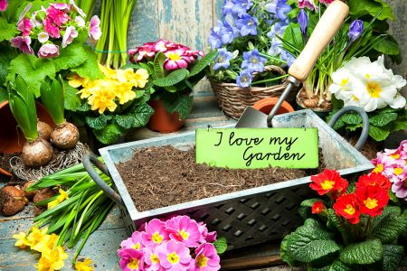 """Love My Garden"" Jigsaw Puzzle"