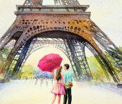 Love Under the Eiffel