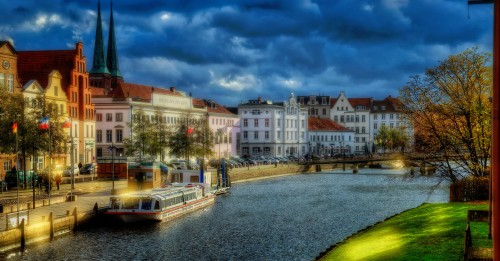 Lubeck Jigsaw Puzzle